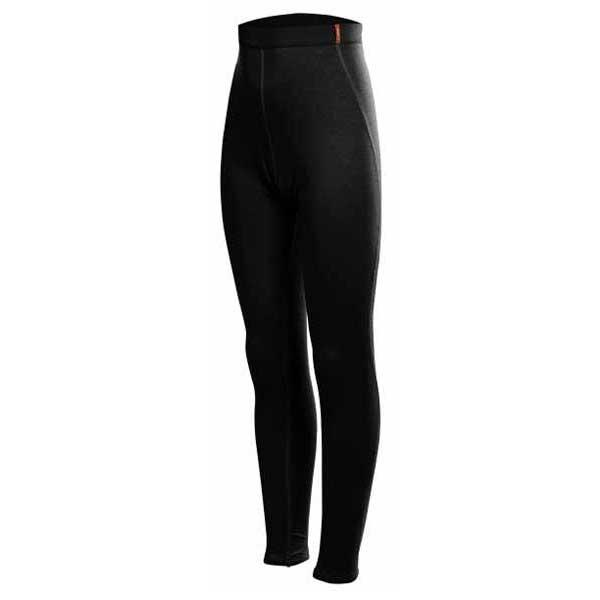 Loeffler UnderPantalones Transtex Warm Long Black Kids