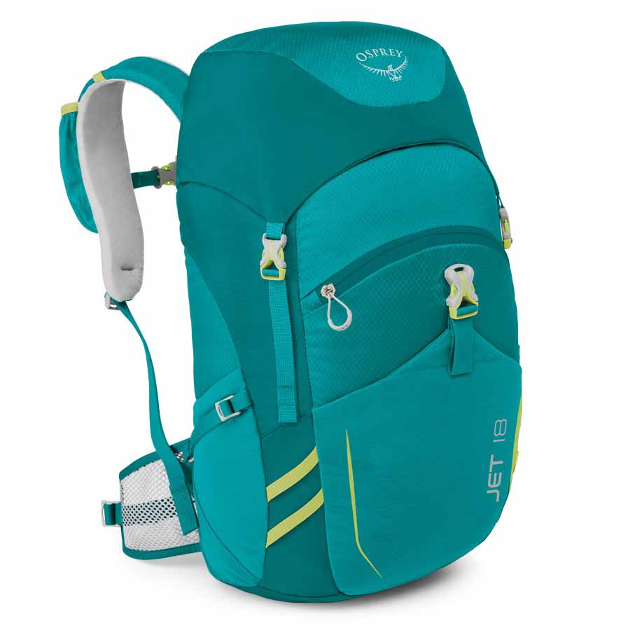 Osprey Jet 18 Youth Hiking Pack Mixte