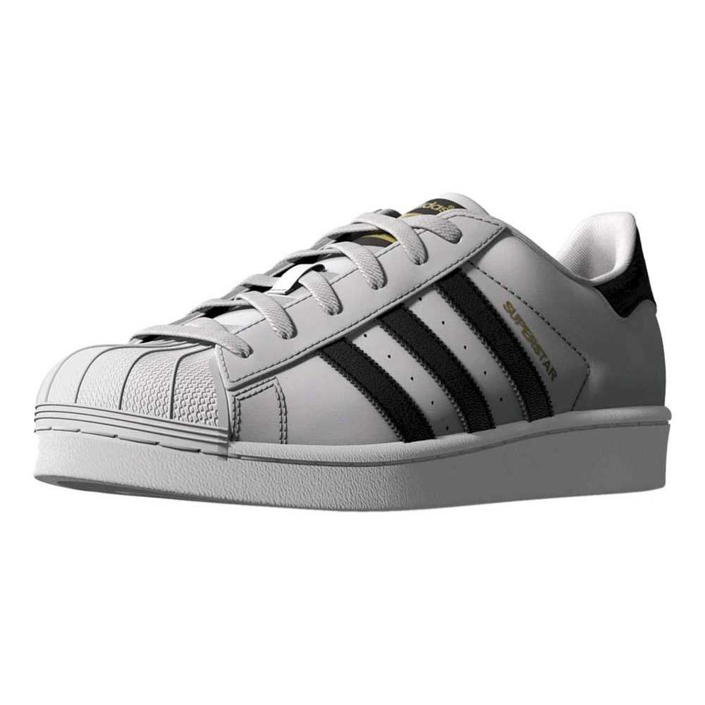 adidas original superstar zwart