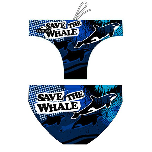 Turbo Save The Whale Waterpolo Boy