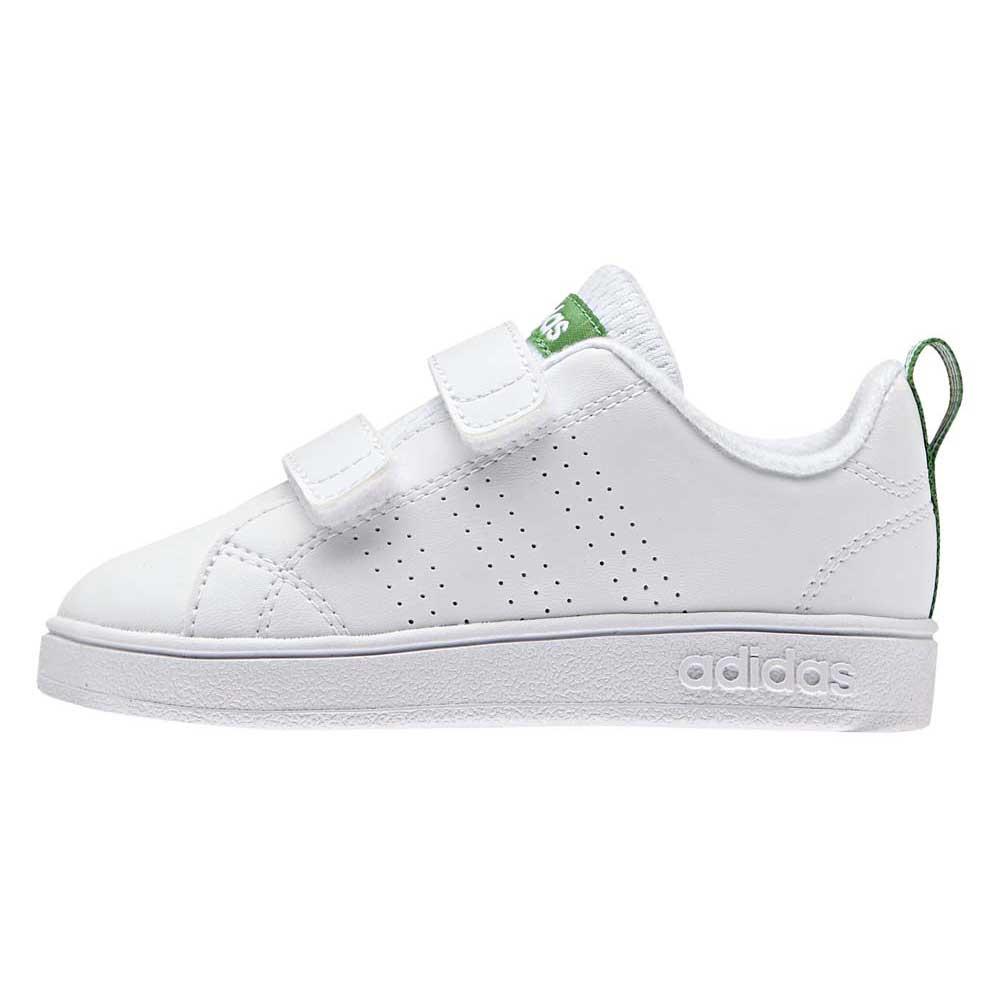 cocinar inteligente Noche  adidas Vs Advantage Clean CMF White buy and offers on Kidinn