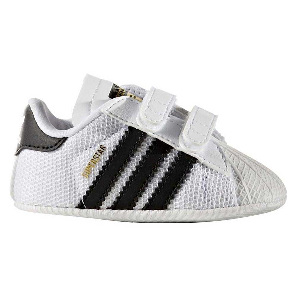 adidas originals Superstar Crib White