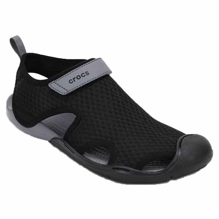 Crocs Swiftwater Mesh Sandal Black buy