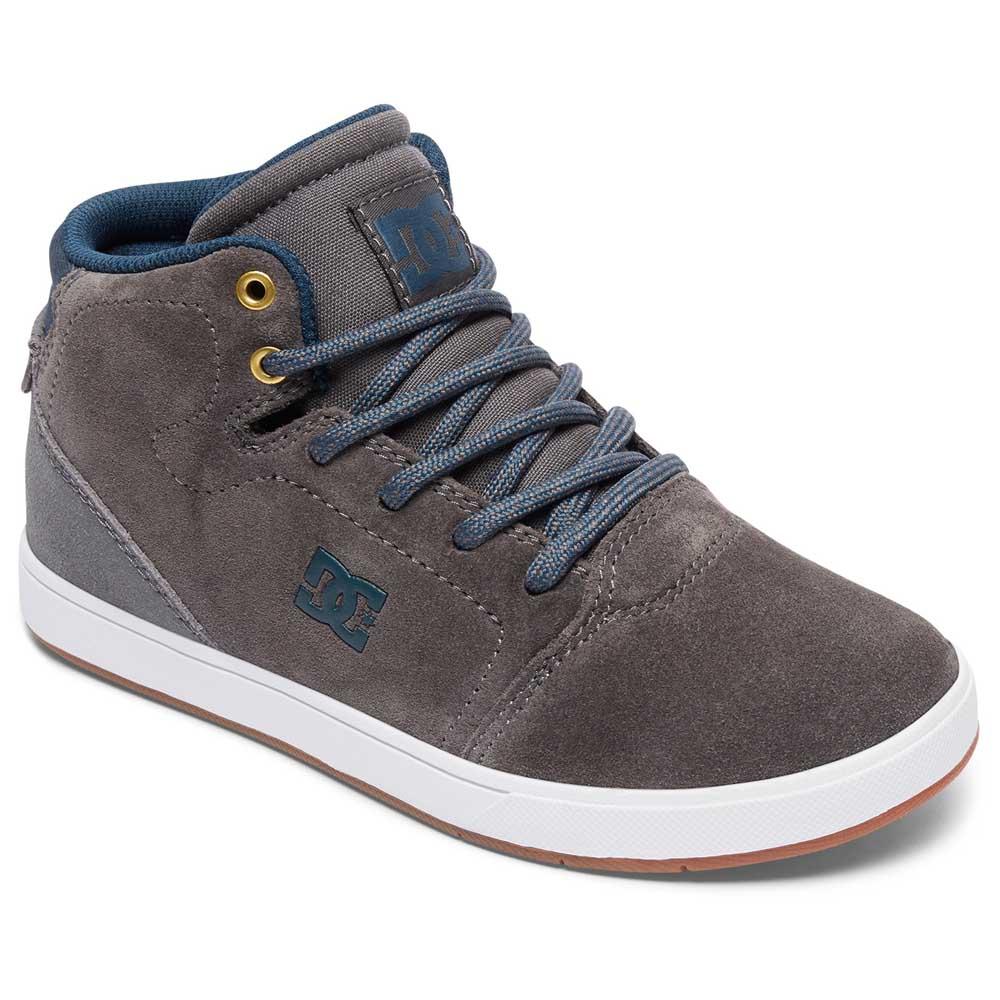Dc shoes Crisis High Shoe Youth Grey
