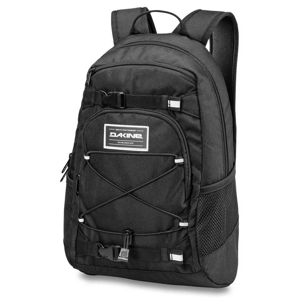 6d80f34f63da Dakine Grom 13L Black buy and offers on Kidinn