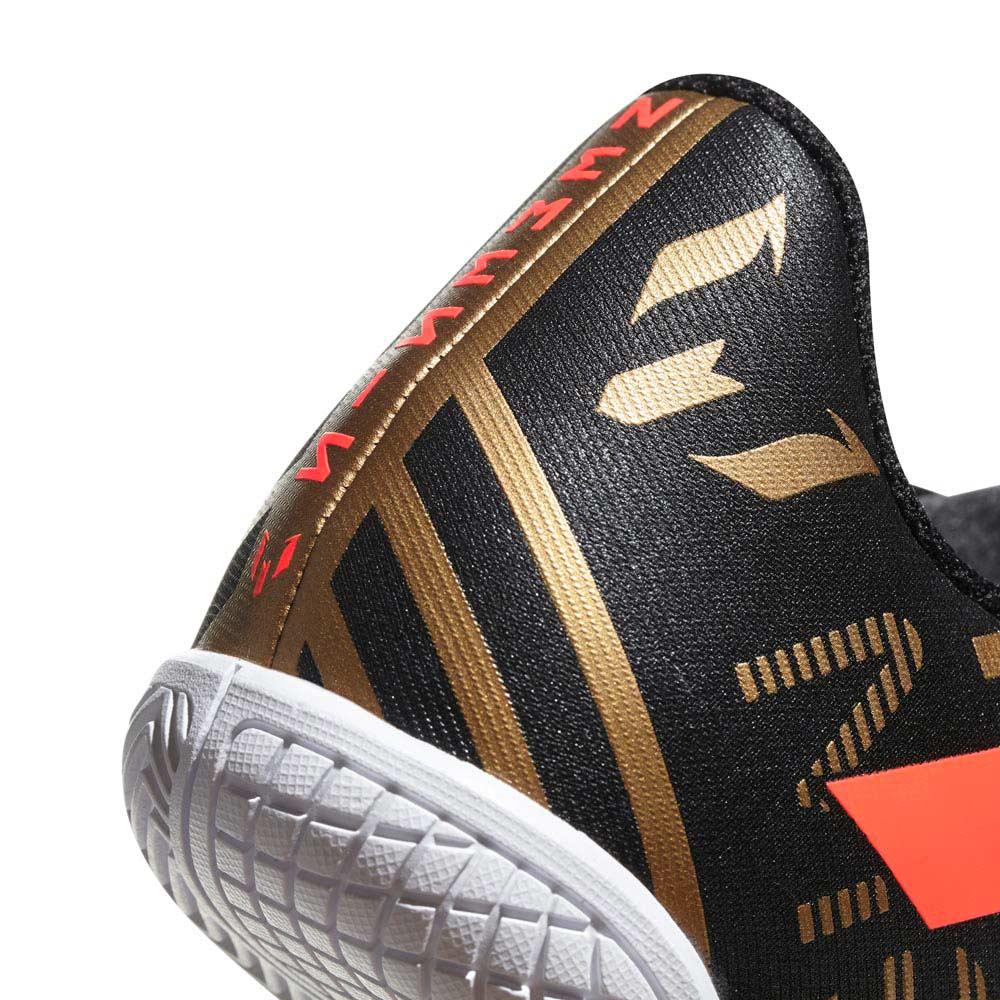 italiano paciente Lejos  adidas Nemeziz Messi Tango 17.4 IN Black buy and offers on Kidinn