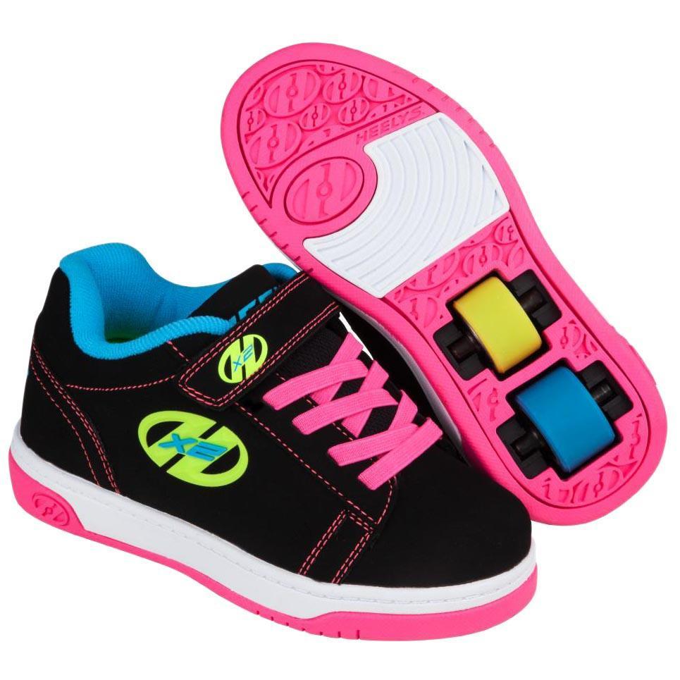 Heelys Unisex Kids Dual Up Fitness Shoes