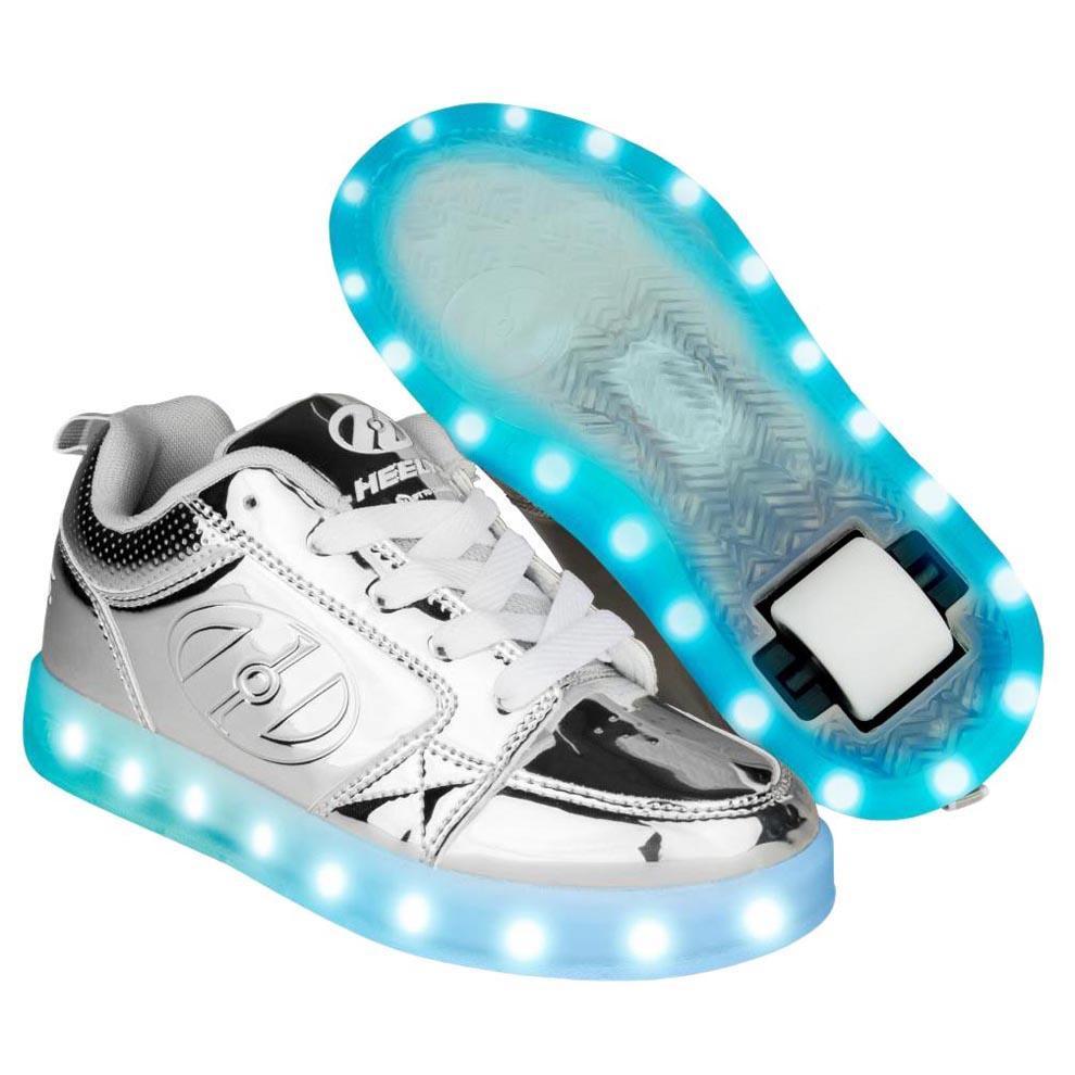 Heelys Premium 1 LO Silver buy and