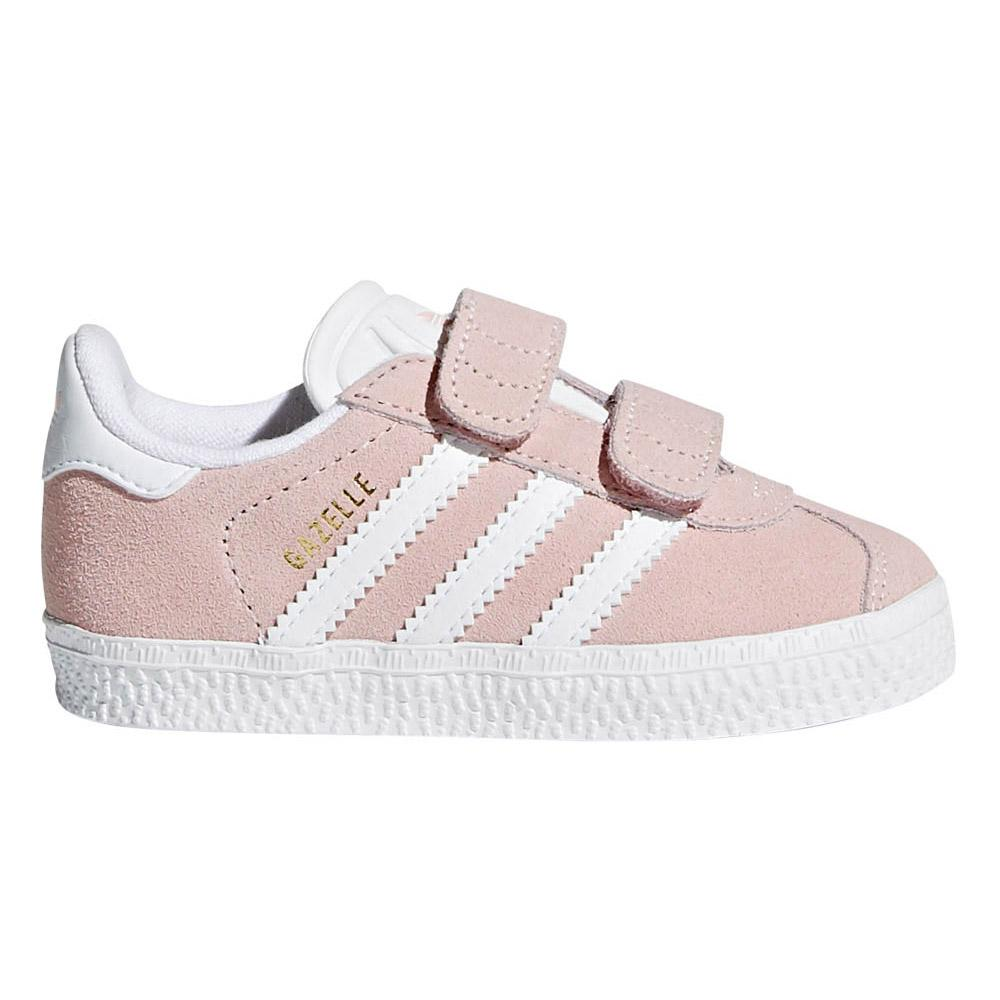 297ad40b478 adidas originals Gazelle CF I Pink buy and offers on Kidinn