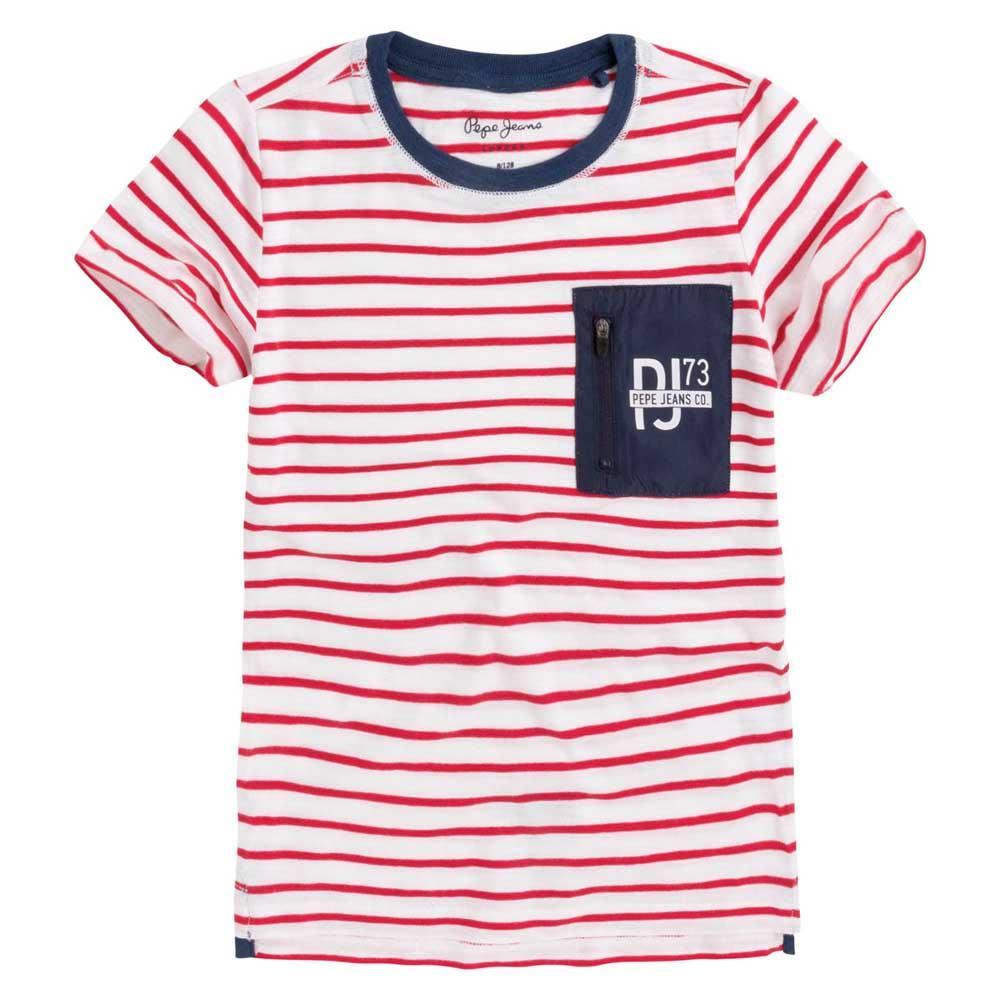 Pepe Jeans Raury Camiseta para Ni/ños