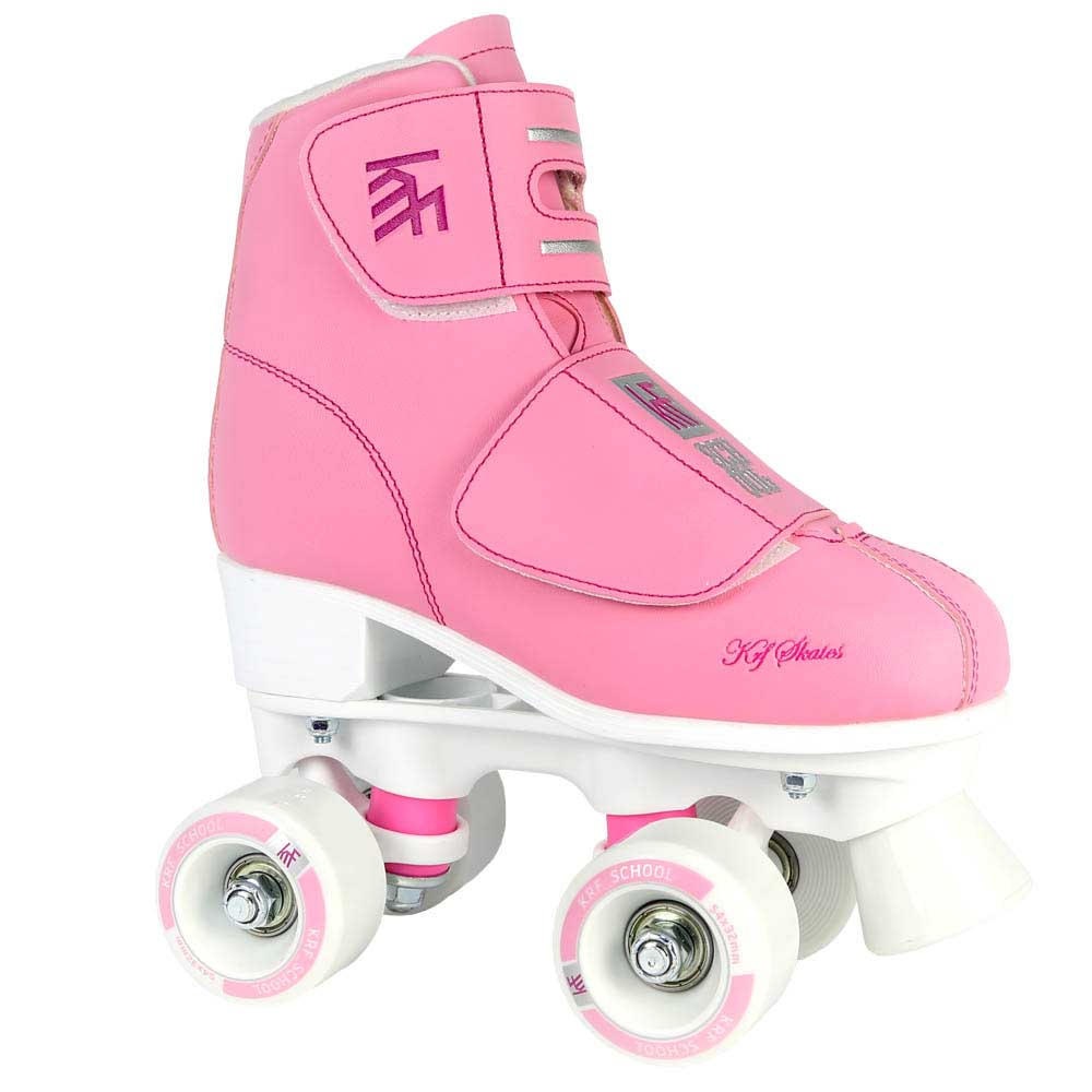 57671198fec Krf Roller School PPH Velcro Rosa köp och erbjuder, Kidinn