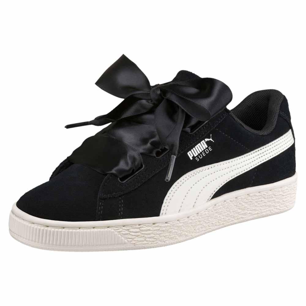 Puma select Suede Heart Jewel Black buy