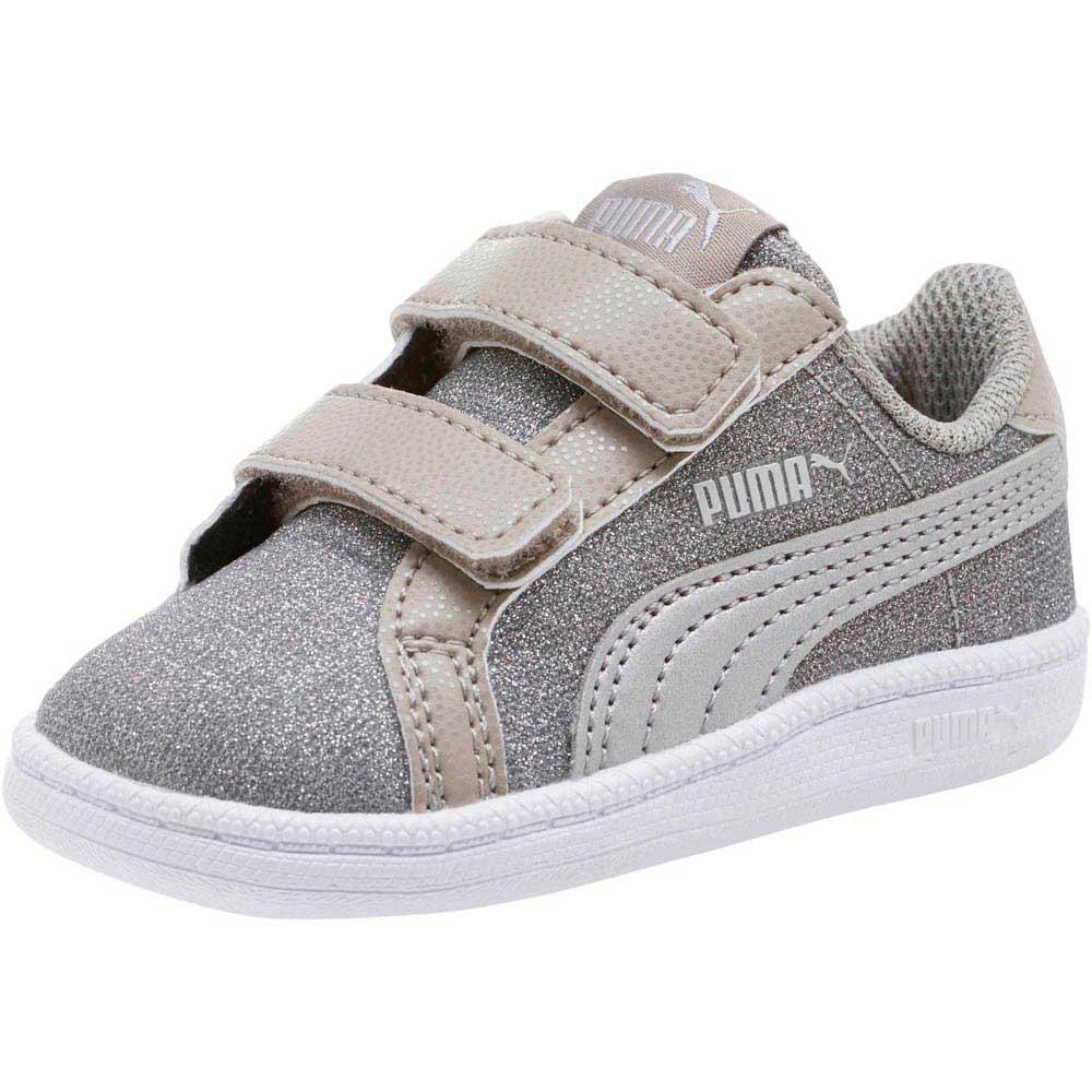 PUMA Smash Glitz Glamm Velcro Kids Sneaker
