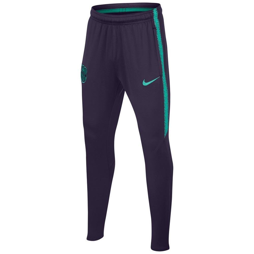 e96410081581f Nike FC Barcelona Dry Squad 18 19 Purple