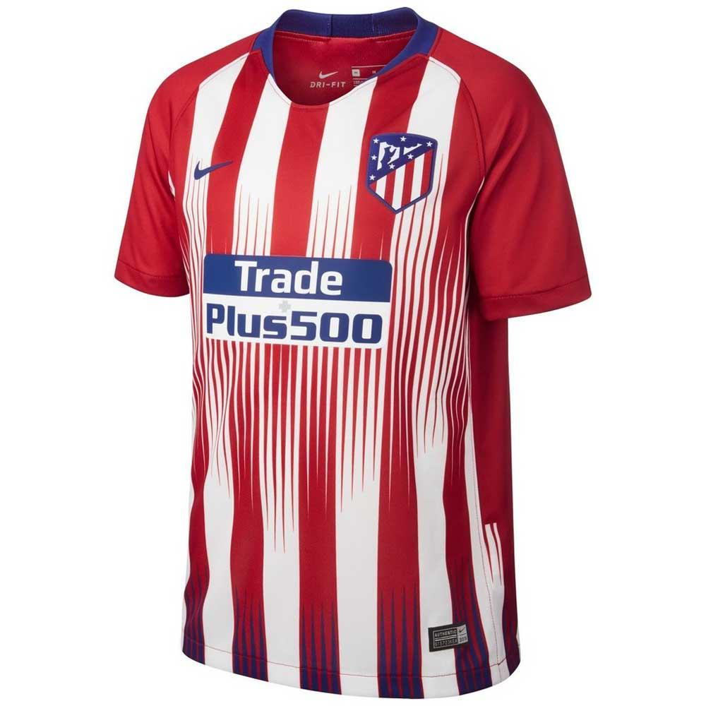 Nike Atletico Madrid Home Breathe Stadium 18 19 Junior Red Kidinn