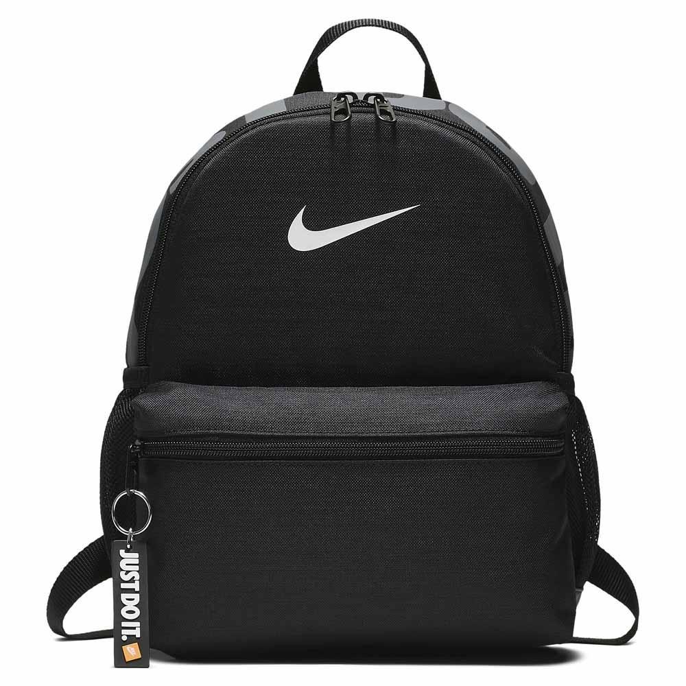 47fcdf1873 Nike Brasilia Just Do It Mini Black buy and offers on Kidinn