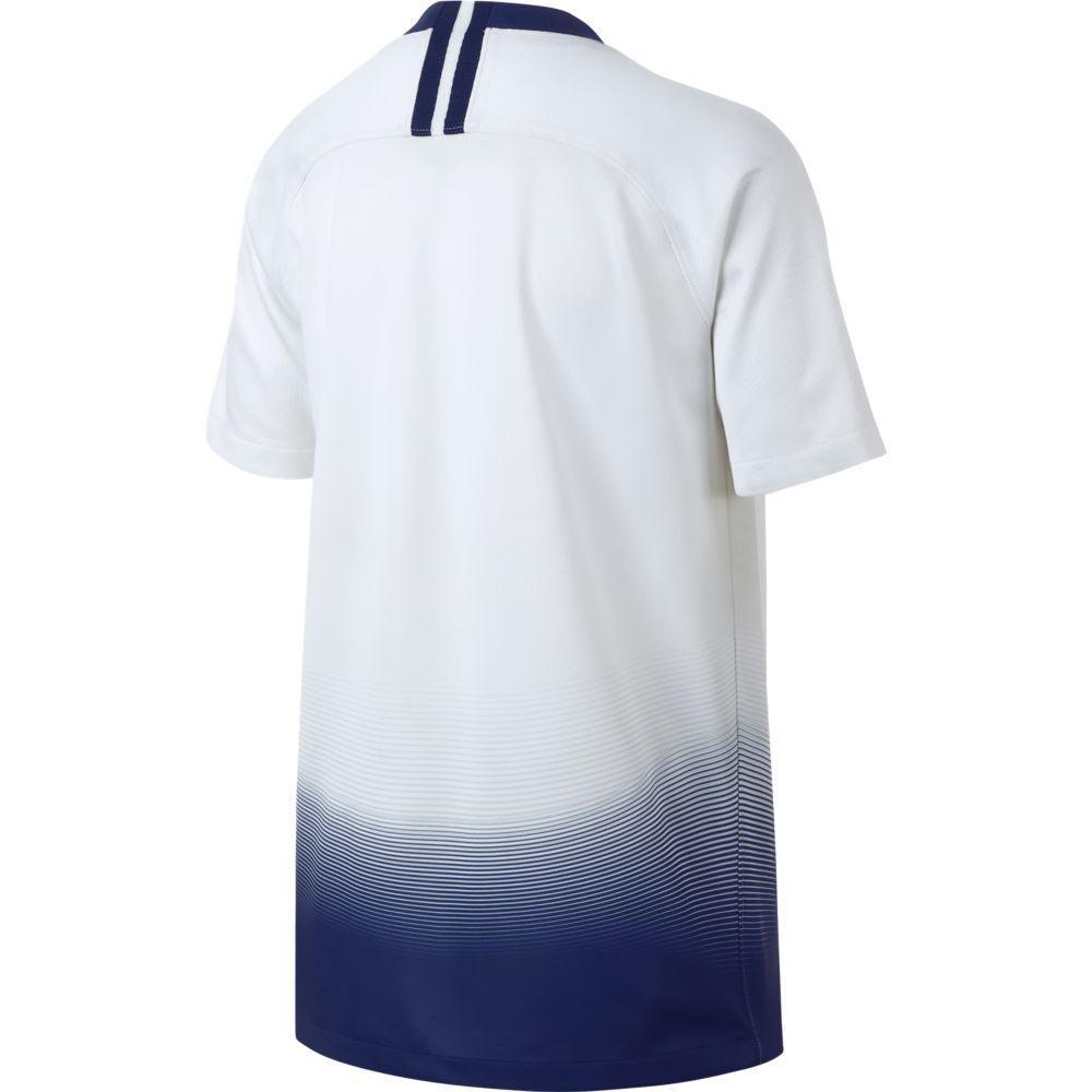 3efb2791a87 Nike Tottenham Hotspur FC Home Breathe Stadium 18/19 White, Kidinn