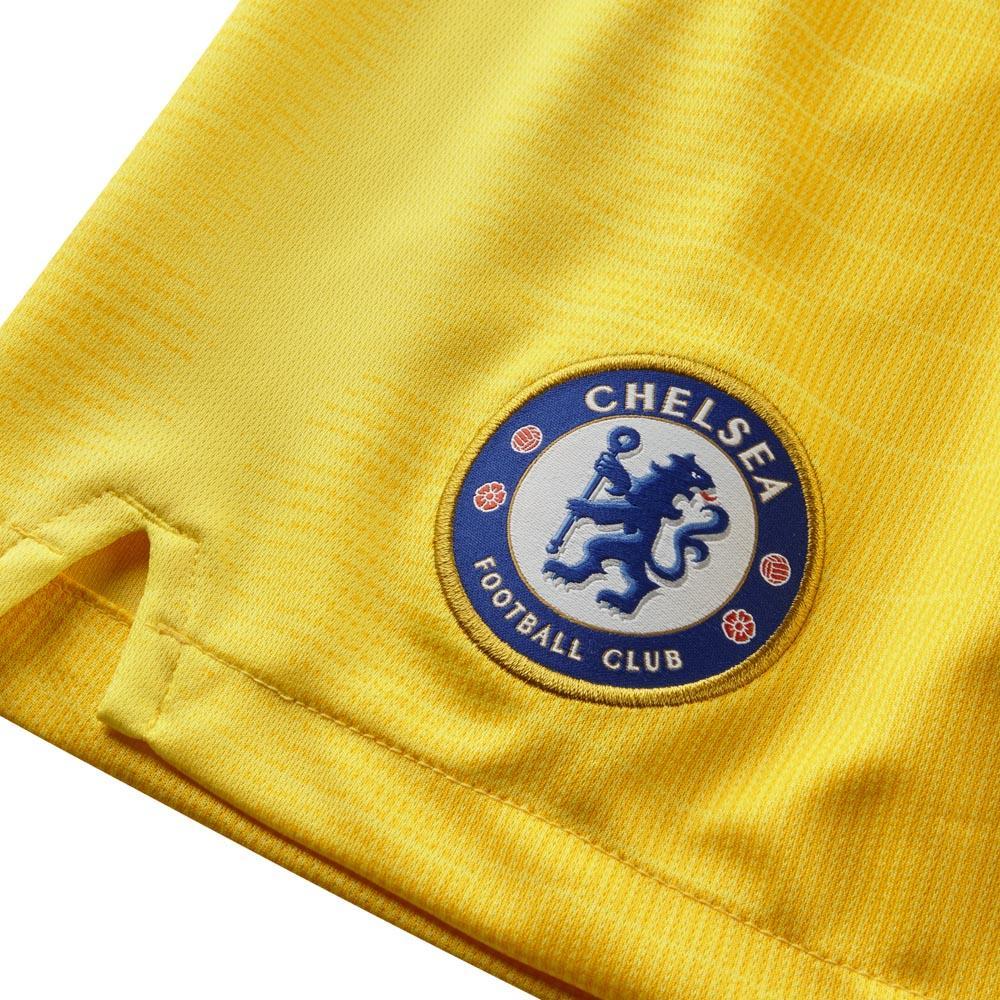 06709b86 Nike Chelsea FC Home/Away Breathe Stadium 18/19 Gul, Kidinn ...