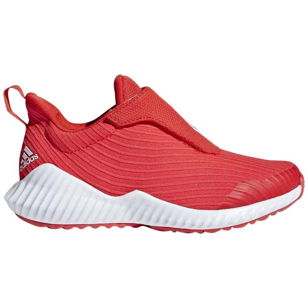 1b23d65a68c4 adidas Fortarun AC K Red buy and offers on Kidinn