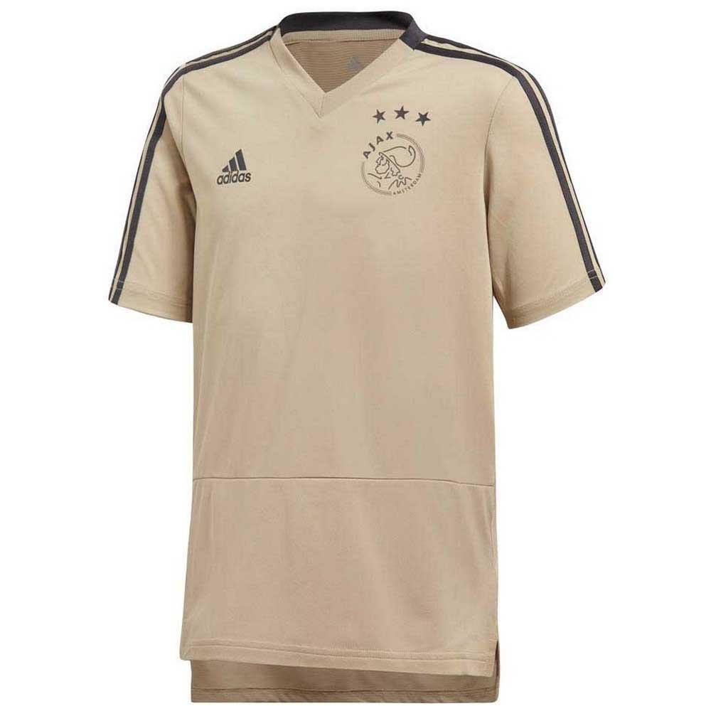 f3347891d adidas Ajax Training Jersey Junior Beige kjøp og tilbud, Kidinn Utstyr