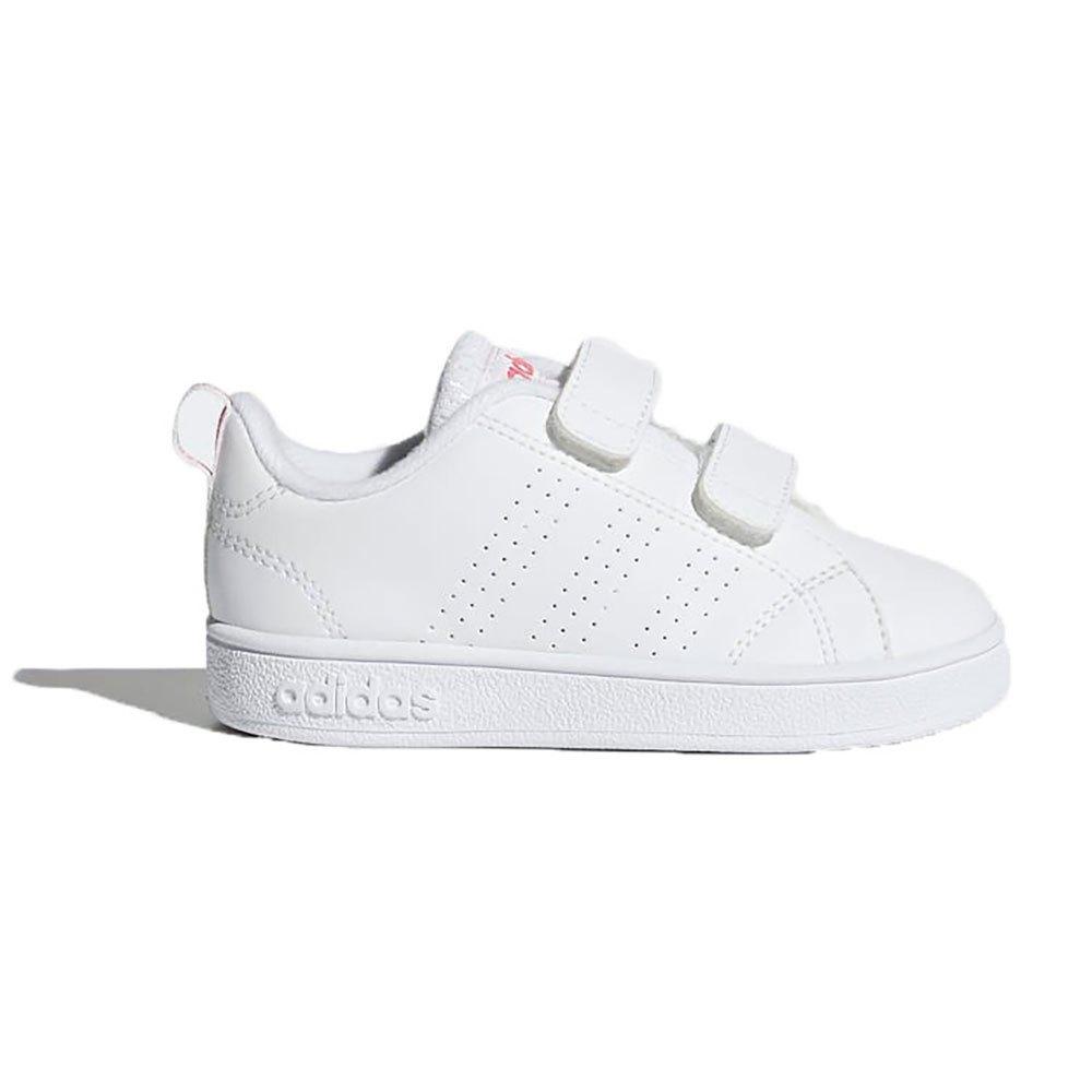 c7235abcba6a adidas VS Advantage CL CMF Infant Hvid køb og tilbud