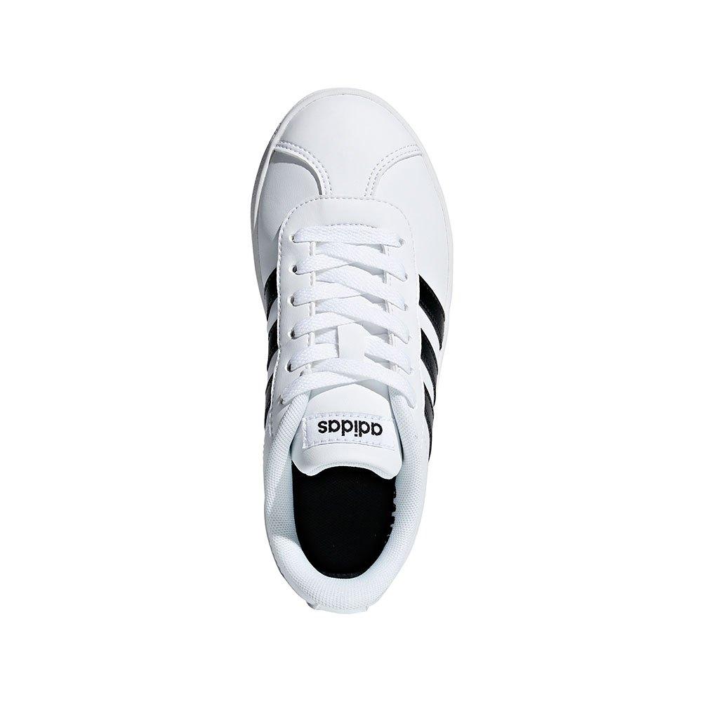 adidas VL Court 2.0 K White buy and