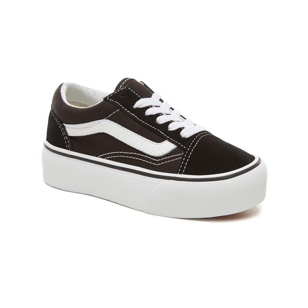 Vans Old Skool Platform Black buy and offers on Kidinn
