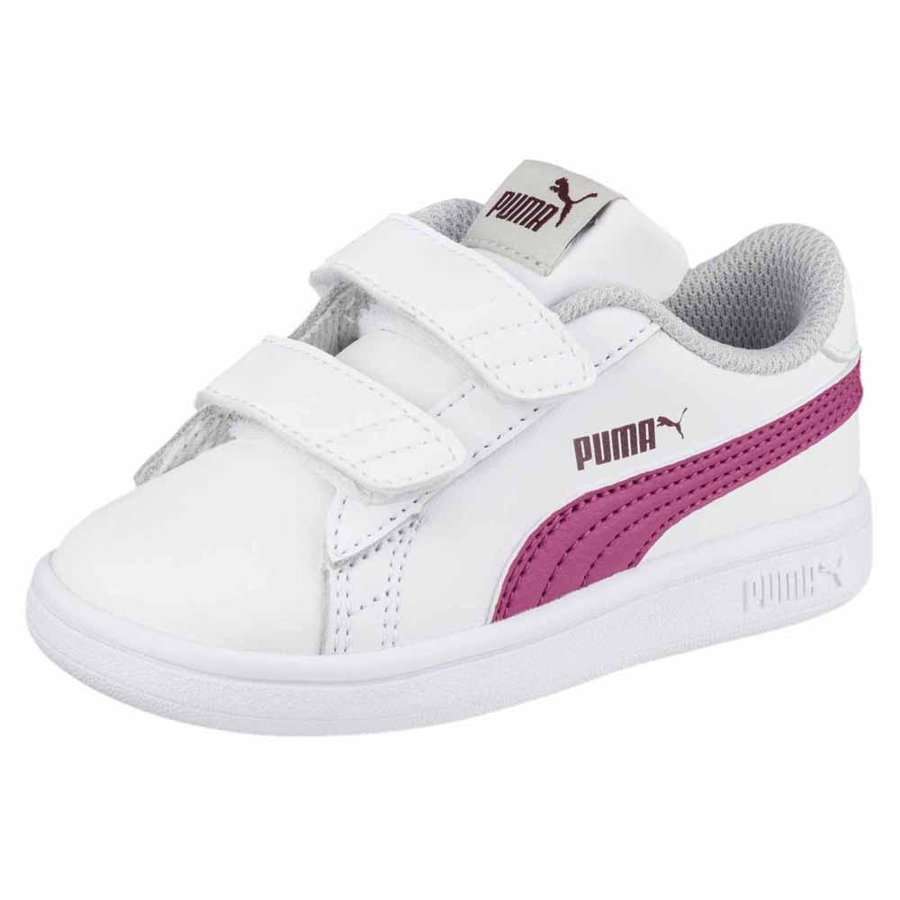 Puma Smash V2 L Velcro Infant White buy