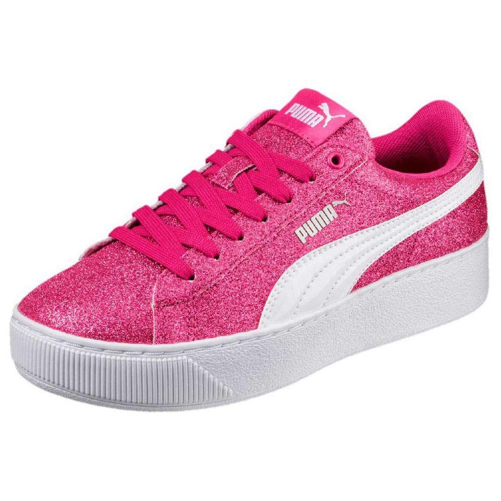 Puma Vikky Platform Glitz Pink buy and