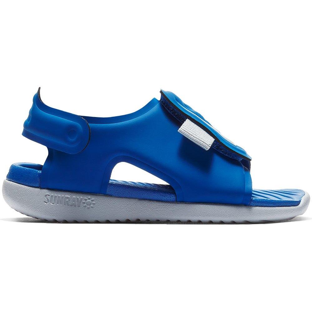 99892aa30f Nike Sunray Adjust 5 TD Blue buy and offers on Kidinn