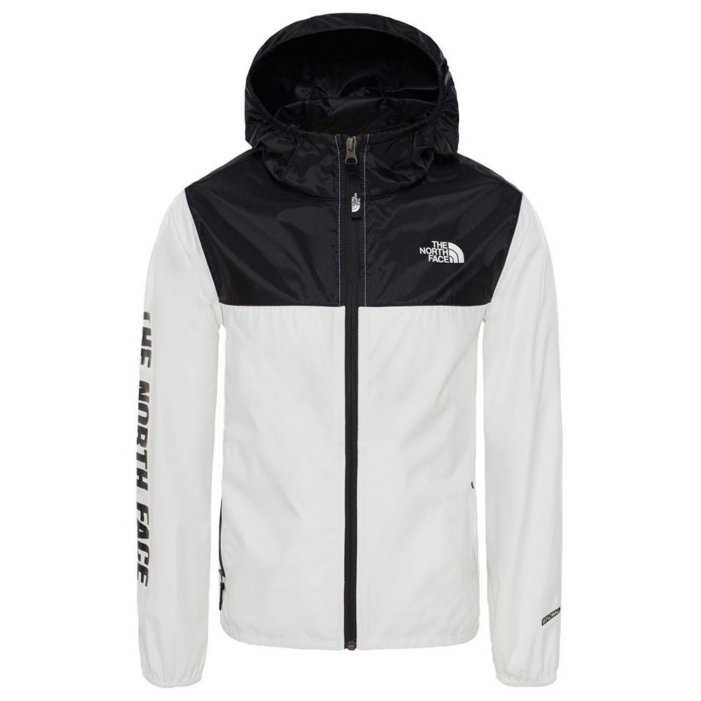 b6f0ad09f The north face Youth Reactor Wind White buy and offers on Kidinn