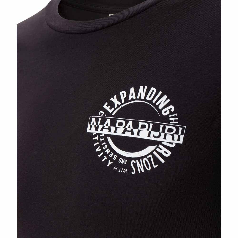 profesjonalna sprzedaż dobra obsługa kupuj bestsellery Napapijri Sebalo Black buy and offers on Kidinn