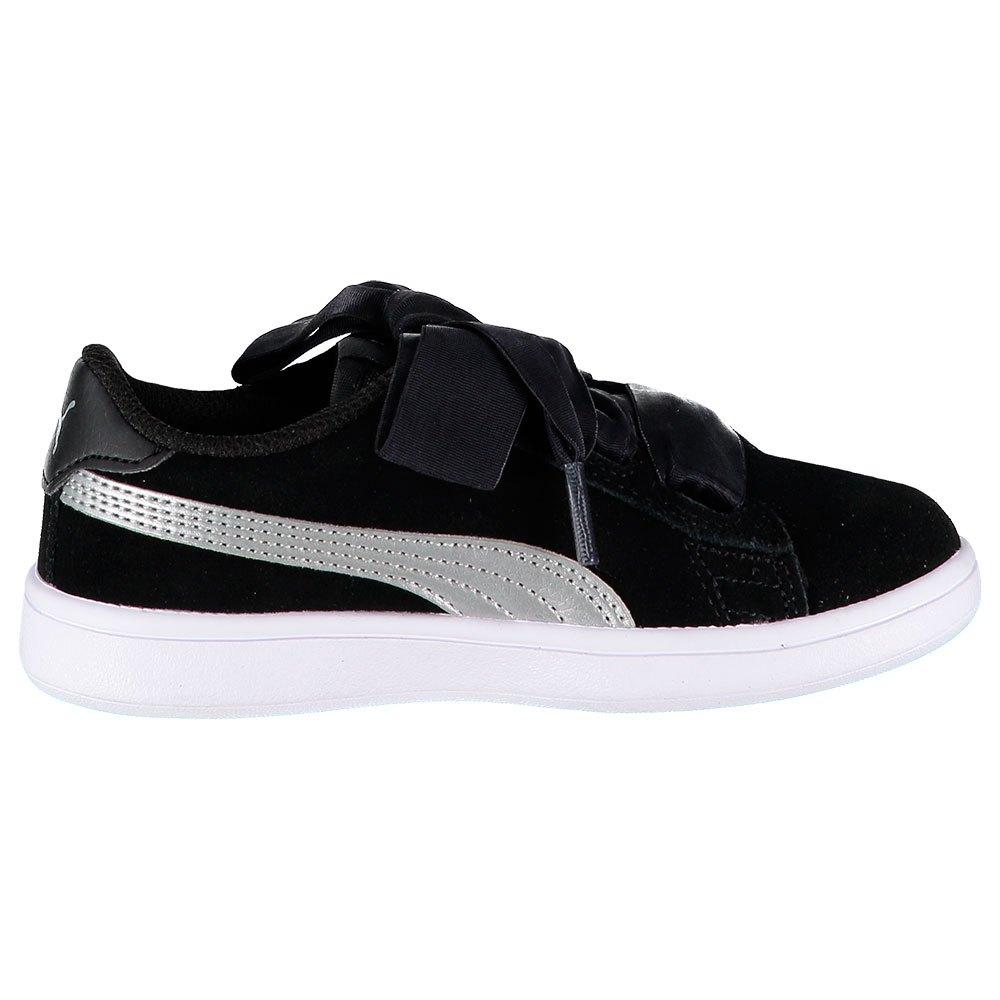 puma smash vikky platform ribbon ac sneaker