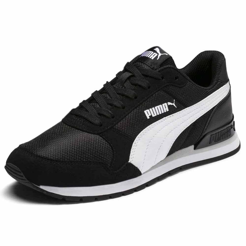 Puma ST Runner v2 Mesh Black buy and offers on Kidinn
