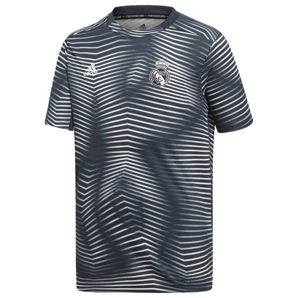 8c15c0573ca8 adidas Real Madrid Pre Match 18 19 Grå køb og tilbud