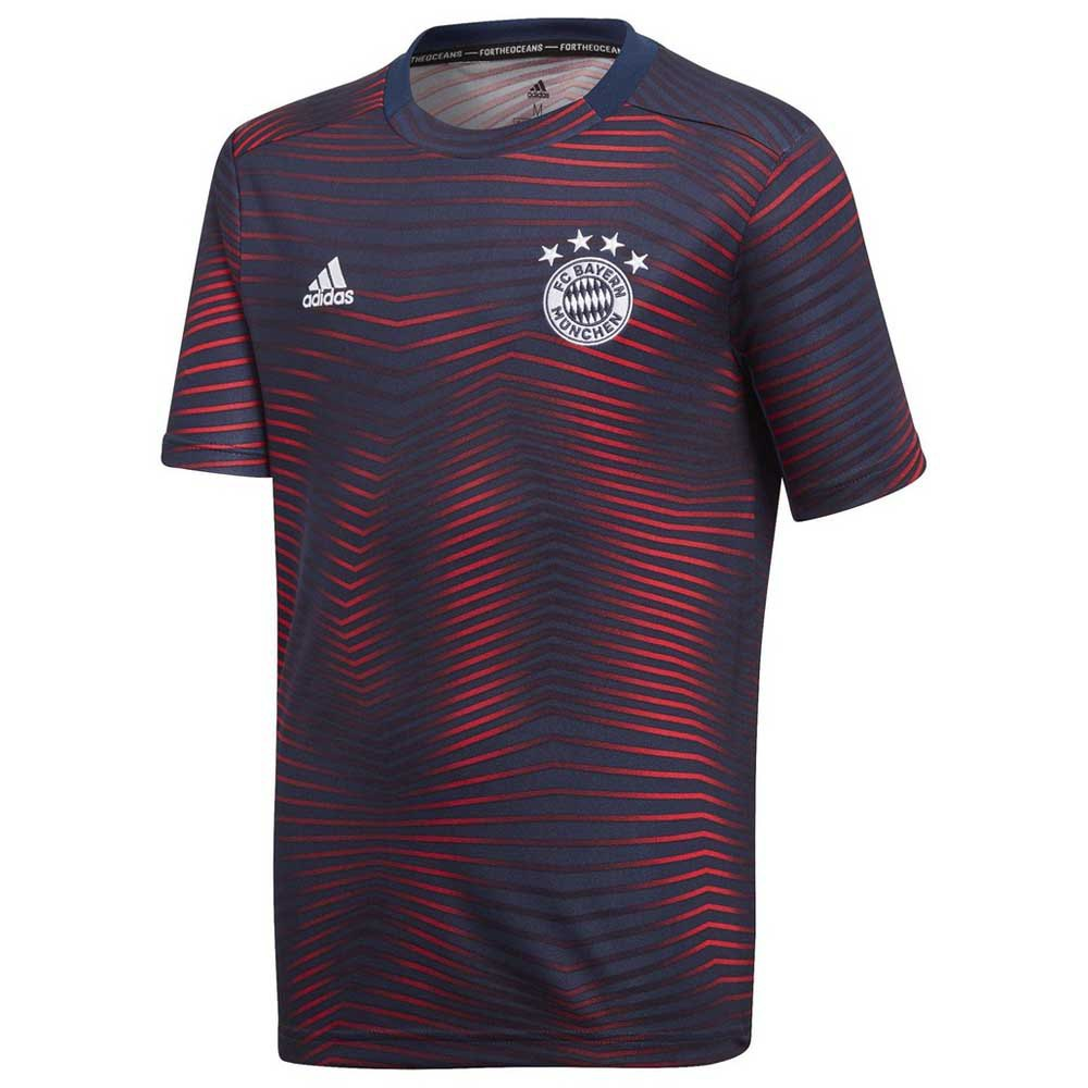 575b3c42f83 adidas FC Bayern Munich Home Pre Match 18 19 Red