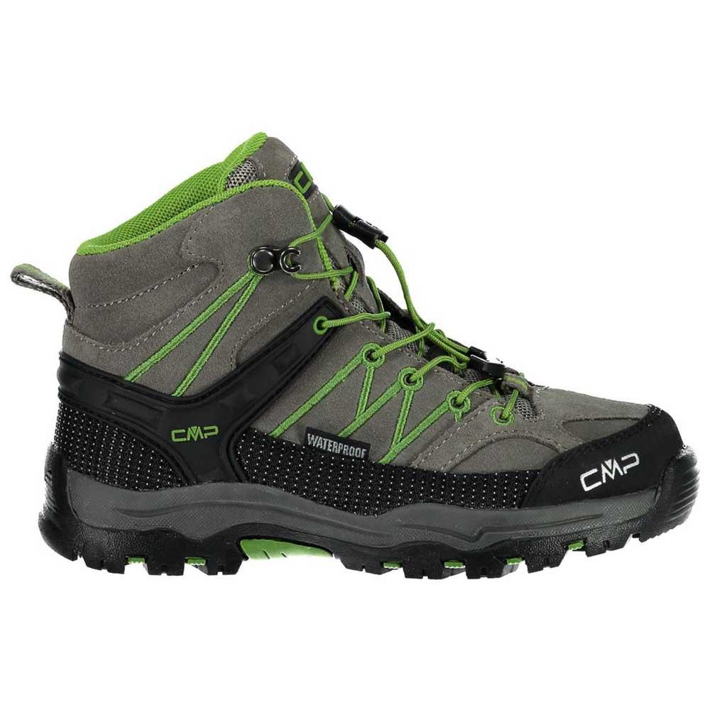 ef7107e6cdc Cmp Kids Rigel Mid Trekking Shoes Wp Καφέ, Kidinn