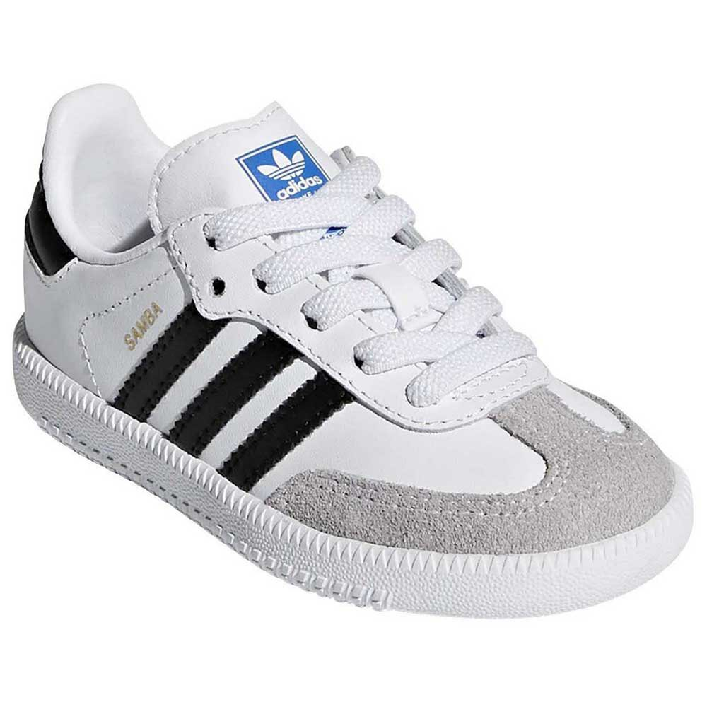 16009199873 ... adidas originals Samba OG EL Infant ...