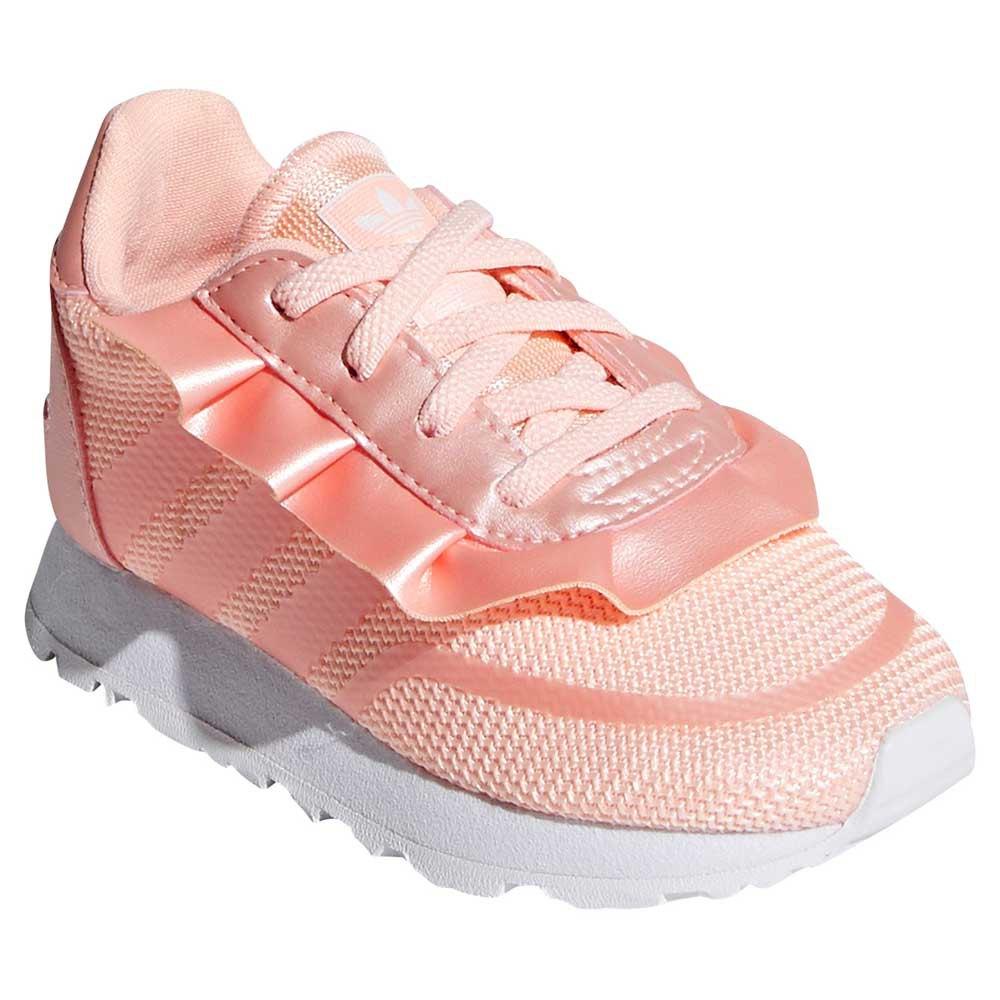 chaussures enfant baskets adidas originals n 5923 el infant. ces chaussures pour bébés reprennent un style de course classique des a