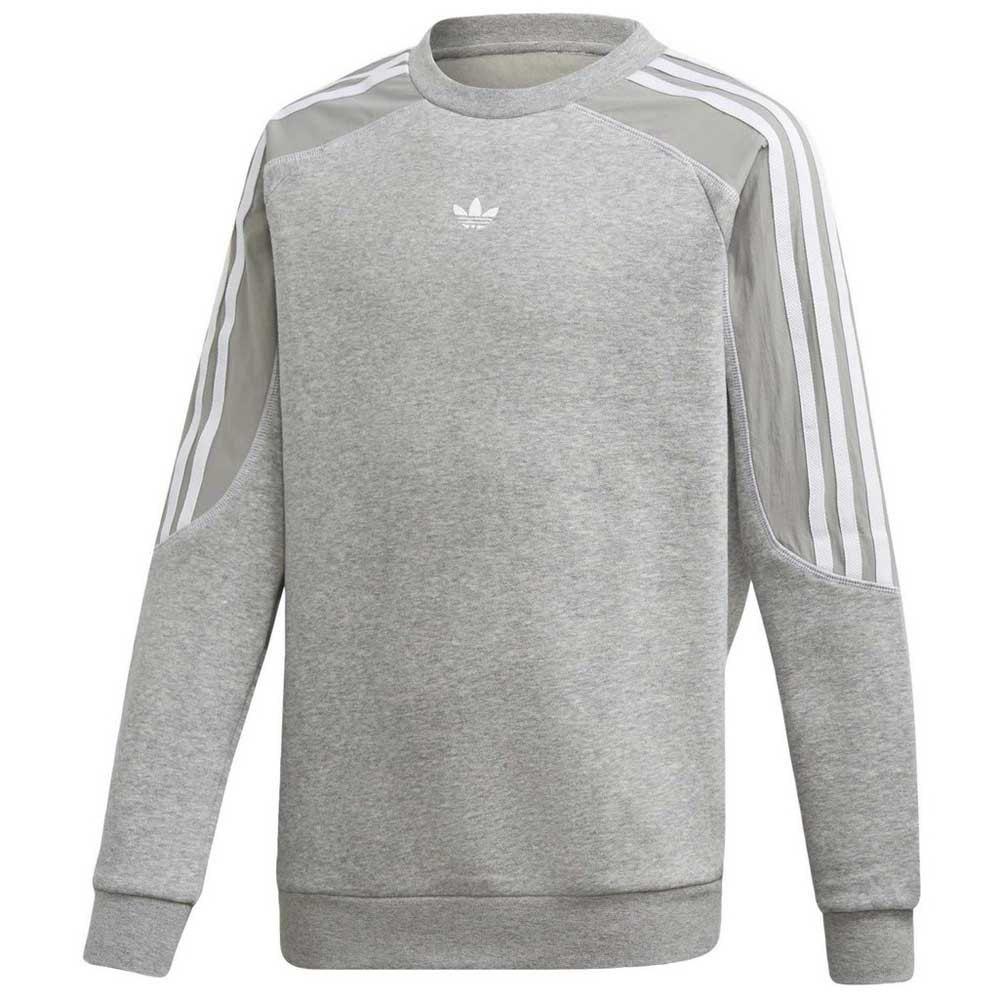 ADIDAS ORIGINALS Sweatshirts and hoodies Adidas originals Trefoil Black White 164
