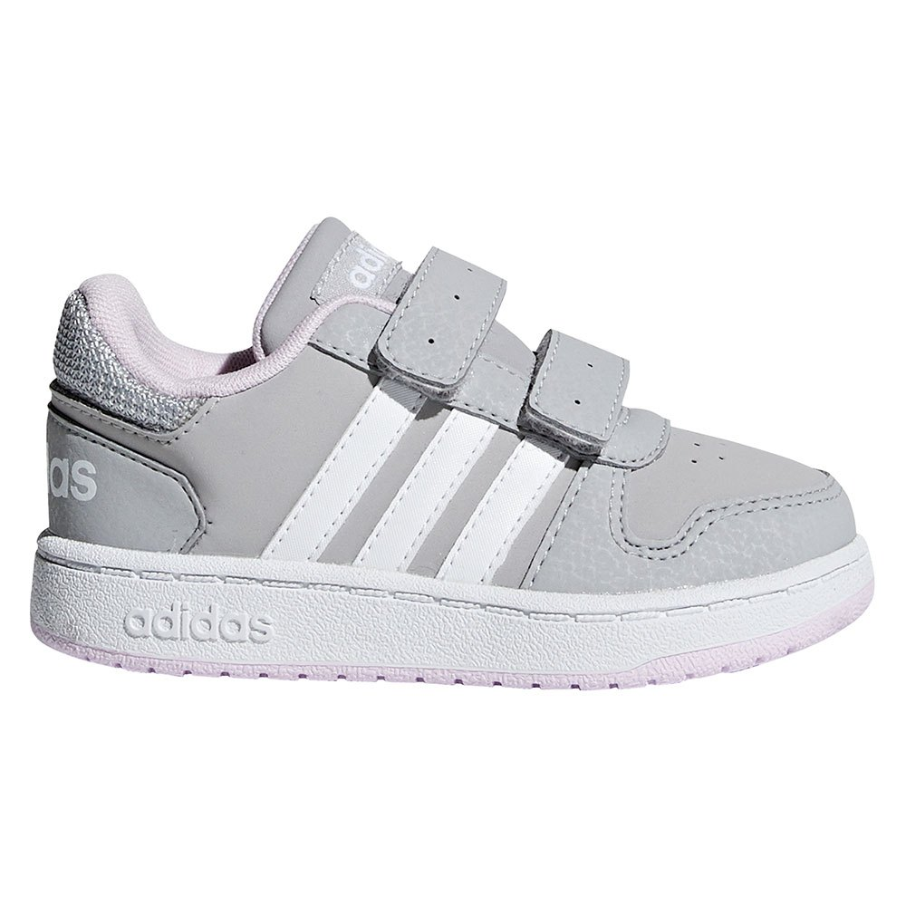 adidas Hoops 2.0 CMF Infant Grey buy