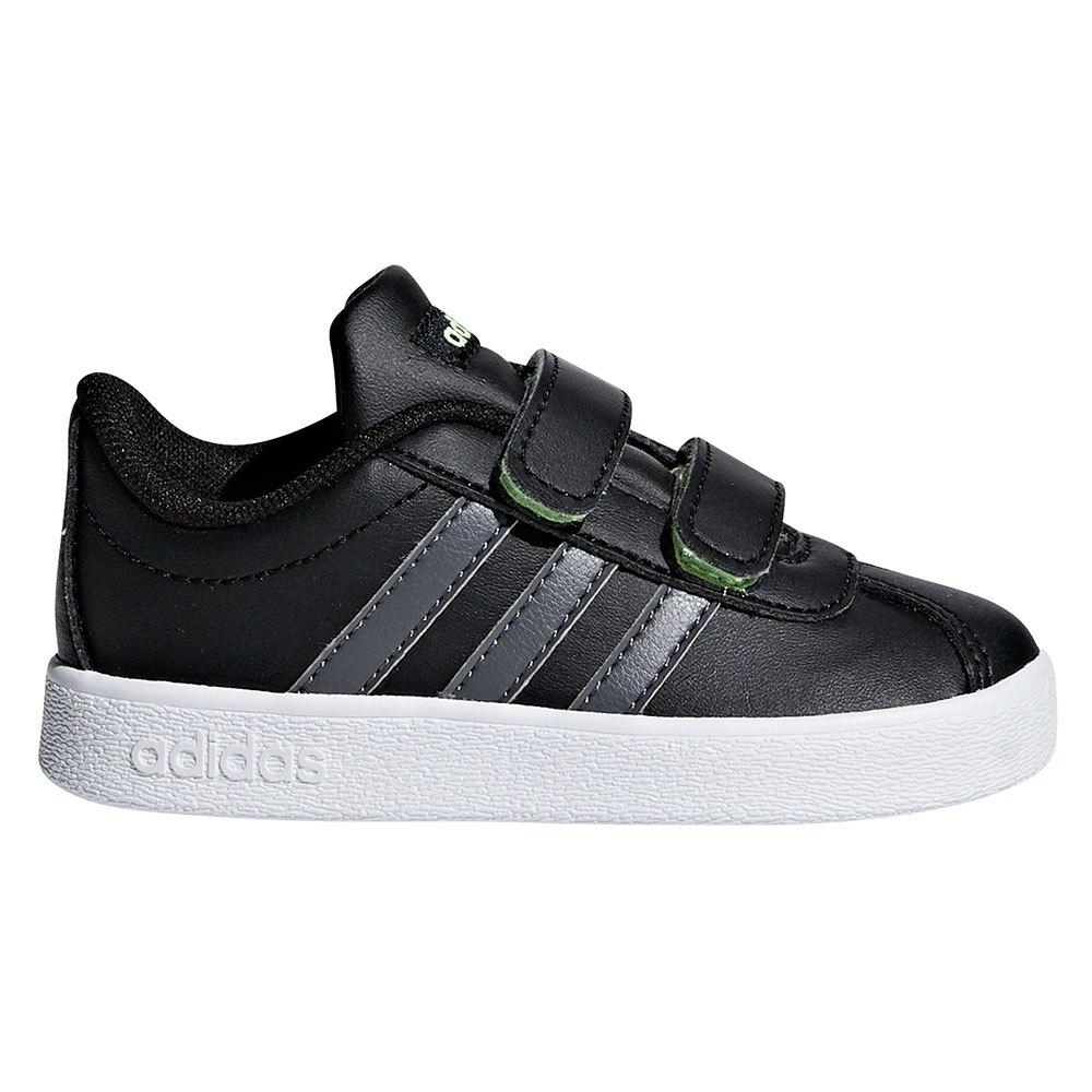 adidas VL Court 2.0 CMF Infant Black