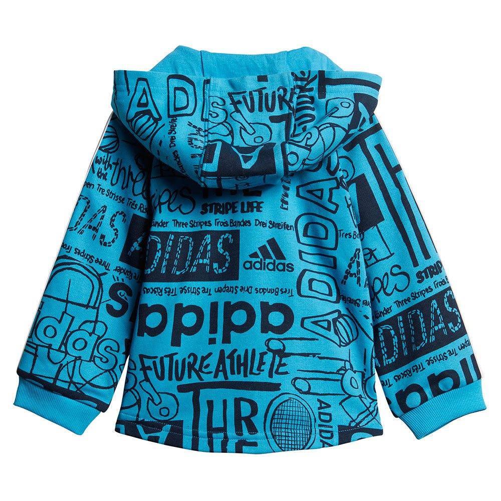e3513ba73ef adidas Graphic Jogger Infant Blå kjøp og tilbud, Kidinn