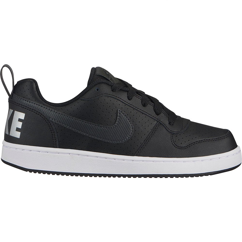 Nike Court Borough Low EP GS Black buy and offers on Kidinn