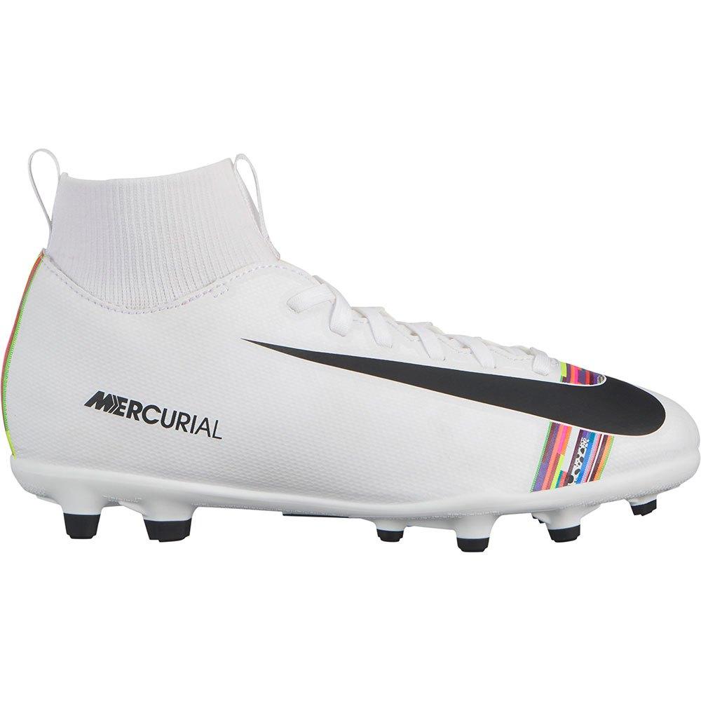 ffb47012bce Nike Mercurial Superfly VI Club CR7 FG MG Hvit