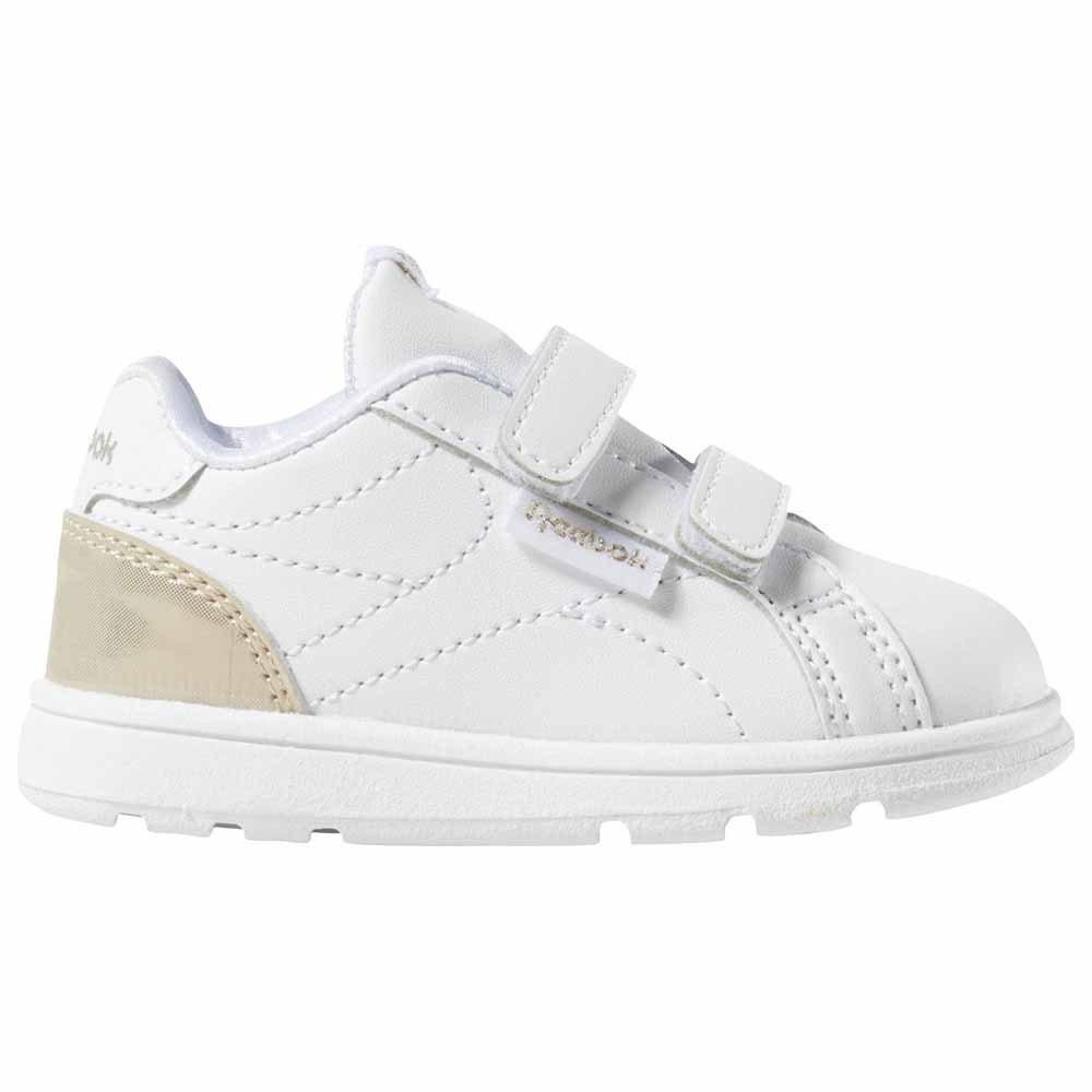 Reebok Royal Complete Clean 2V Infant White, Kidinn