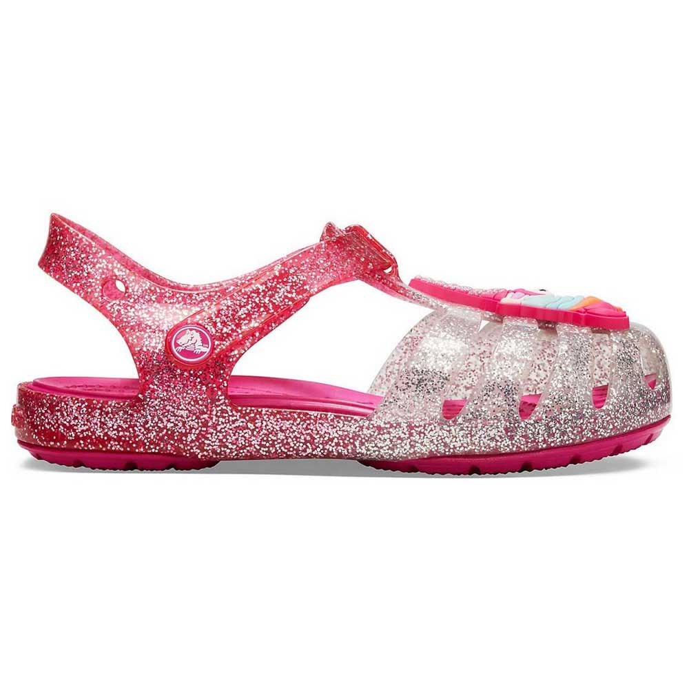 Crocs Isabella Charm Sandal Розовый