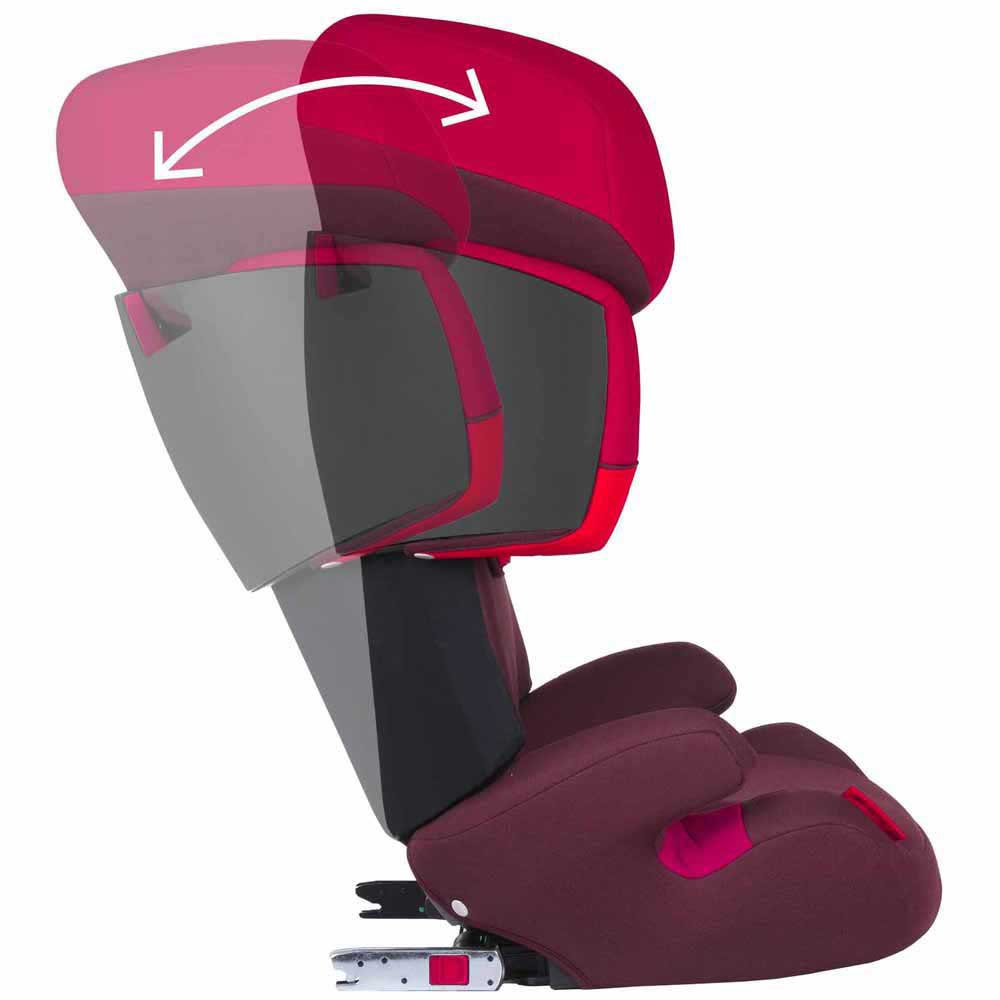 cybex solution m fix sl red buy and offers on kidinn. Black Bedroom Furniture Sets. Home Design Ideas