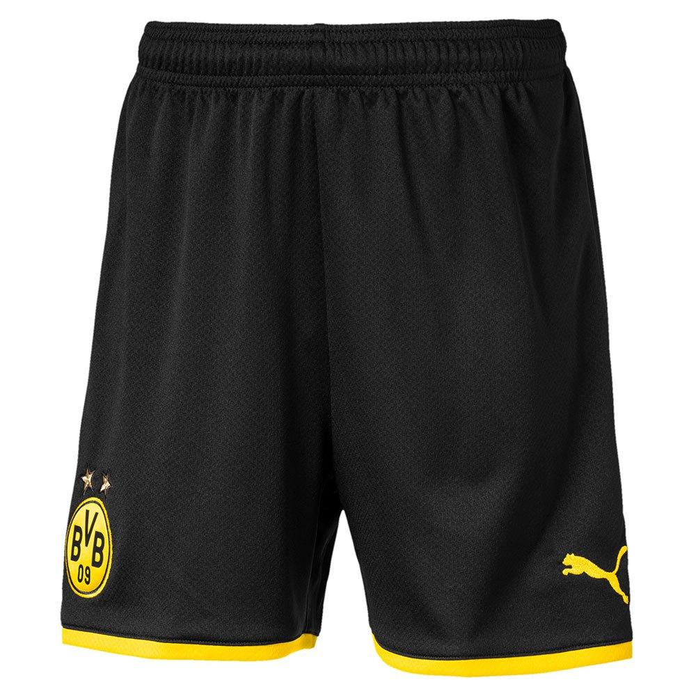 Puma Borussia Dortmund Home 19 20 Junior Yellow Kidinn