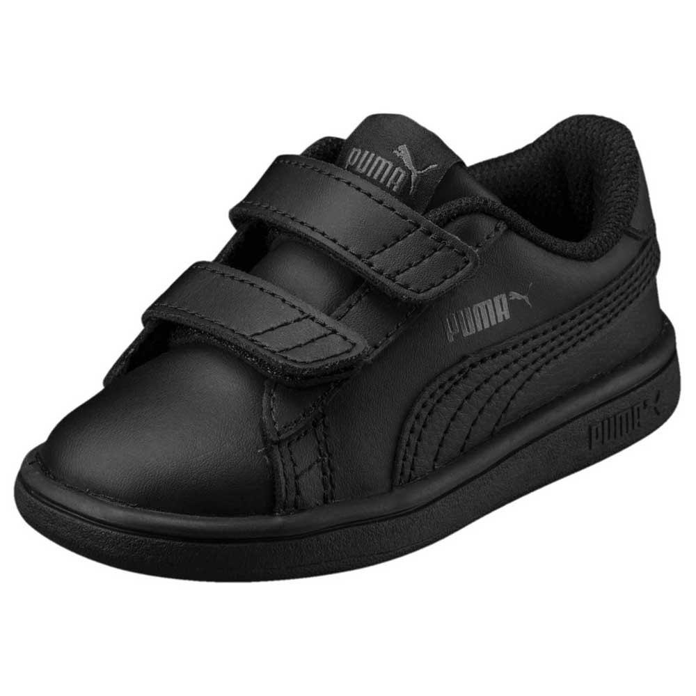 Puma Smash V2 L Velcro Infant Black buy